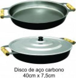 Disco de Aço Carbono